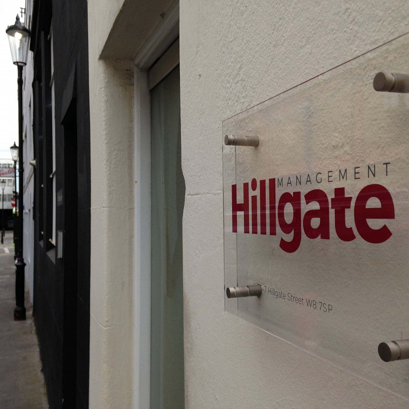 Introducing          Hillgate Management