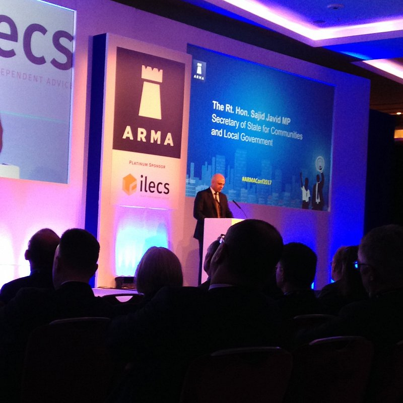 ARMA conference 2017: Managing OUR Future
